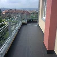 Čimická 1, Praha 8 -rekonstrukce podlahy terasy