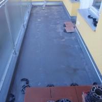 Vykáňská 4 - oprava balkónu