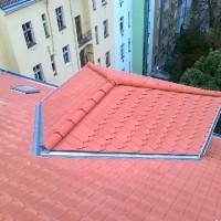 Budečská 27, Praha 2 – oprava střechy
